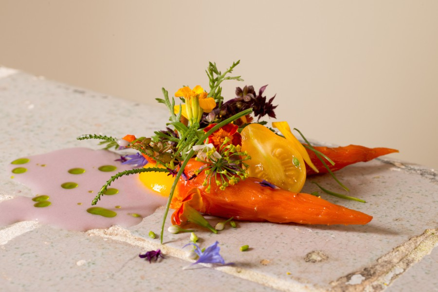 Carrot and Co from chef Emile van der Staak (De Nieuwe Winkel).
