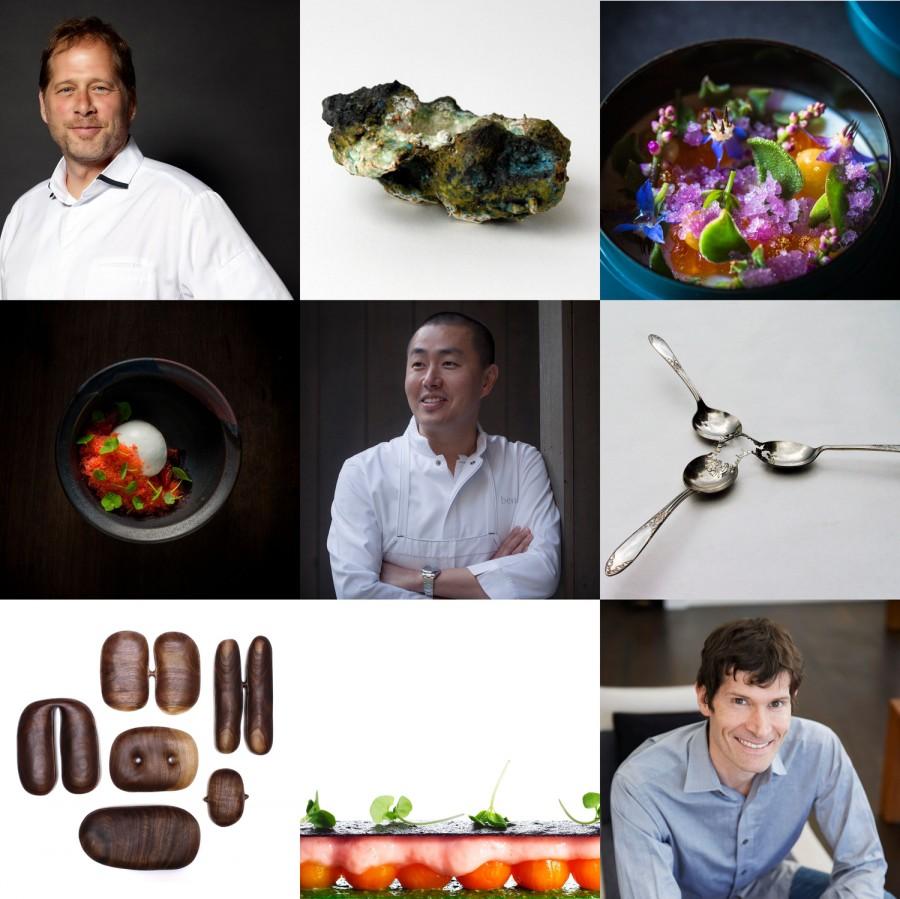 Steinbeisser's Experimental Gastronomy featuring David Kinch